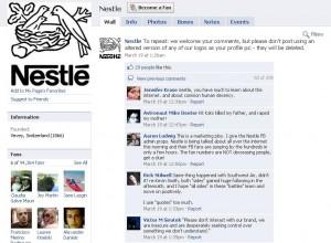 Nestle Fan Page